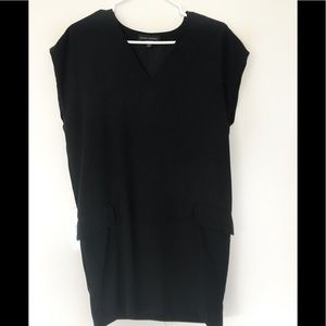 Black shift dress!